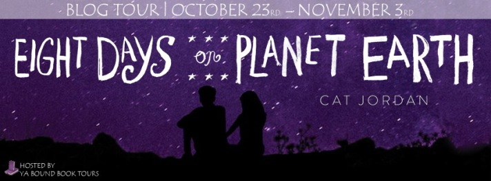 Eight Days on Planet Earth tour banner (1)