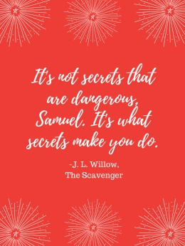 The Scavenger Quotes