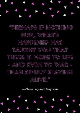 Furyborn Quotes