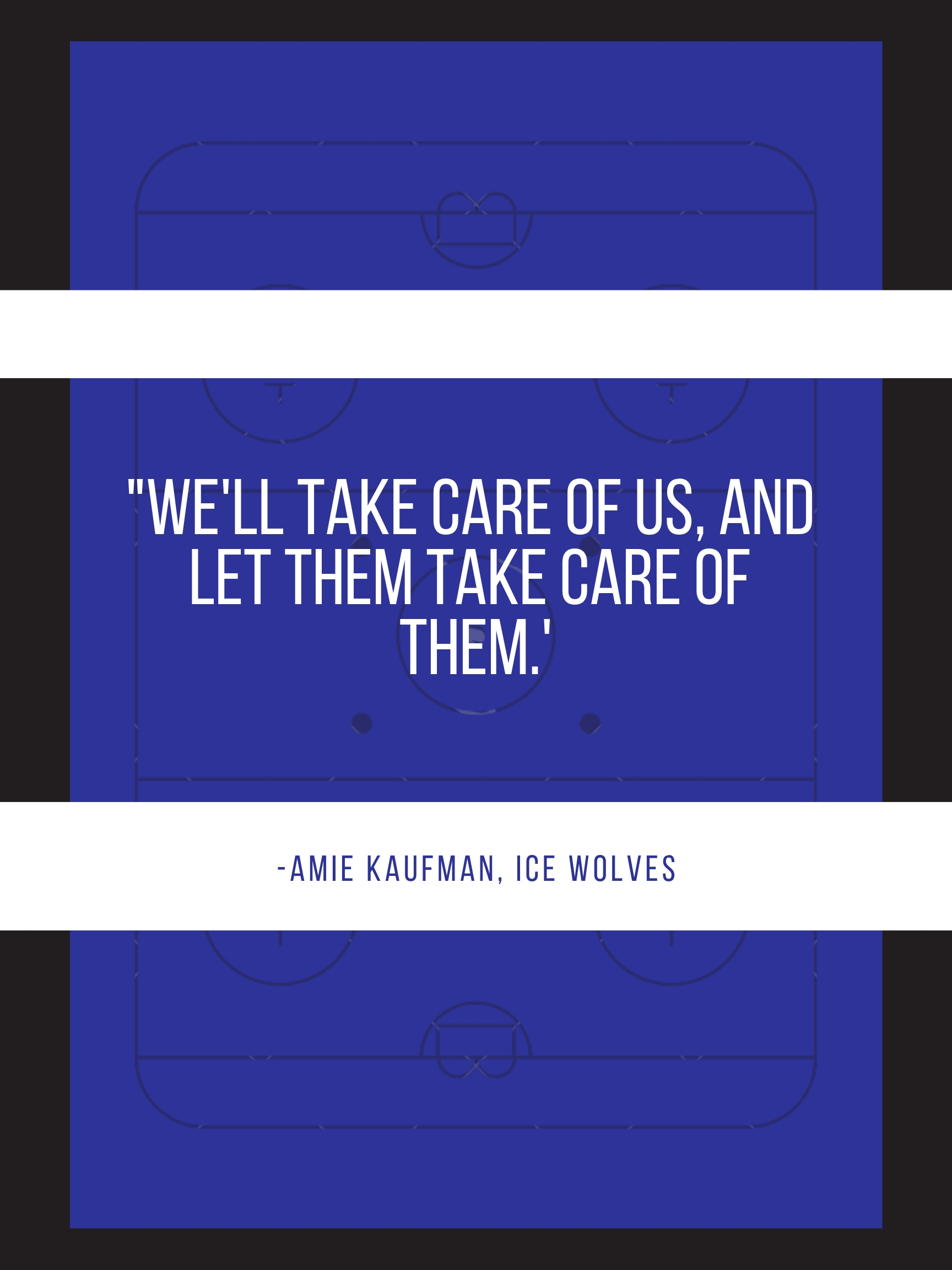 Ice Wolves Quotes