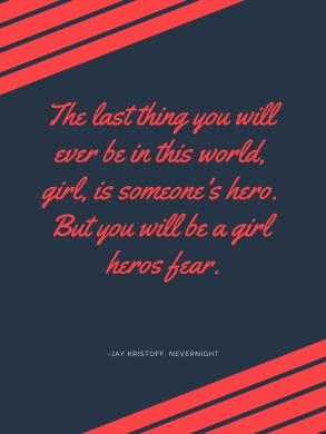 Nevernight Quotes
