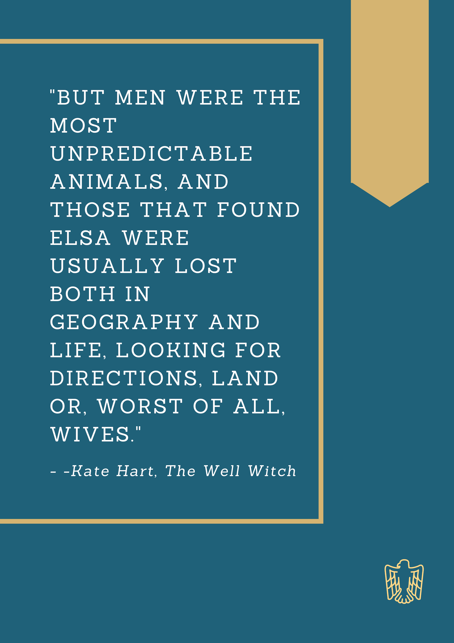 The Well Witch Quotes
